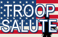 Troop Salute 118x76
