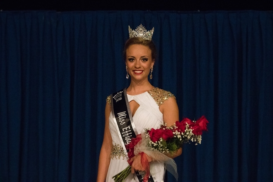2016 Effingham County Fair Queen Ashley Jamerson