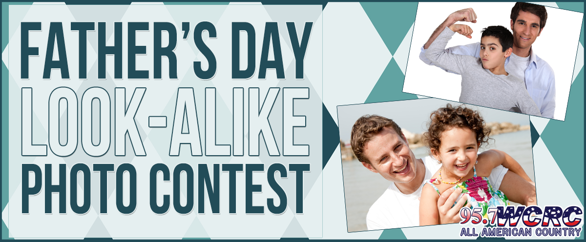 Father's Day Look-Alike Photo Contest